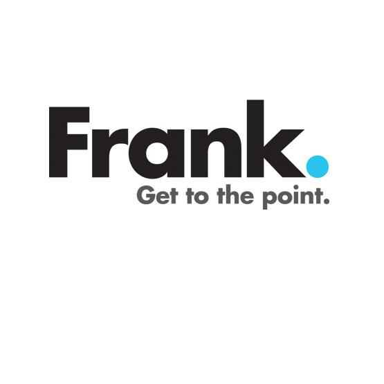 Frank. logo